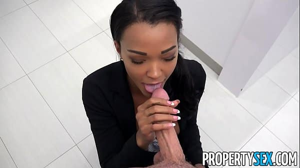 PropertySex – Hot property manager fucks pissed off tenant